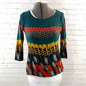 ONE SEPTEMBER PULLOVER TOP(906)